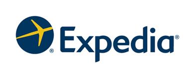 Expedia screenshot